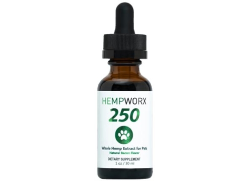 HempWorx CBD Pet Oil