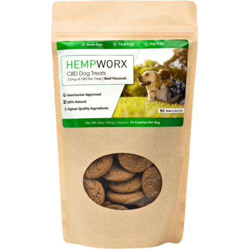 HempWorx Dog CBD Treats