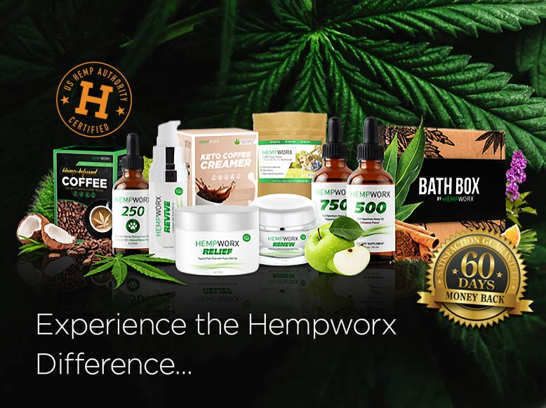 Image result for hempworx logo