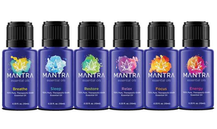 Mantra Essential Oils Blends