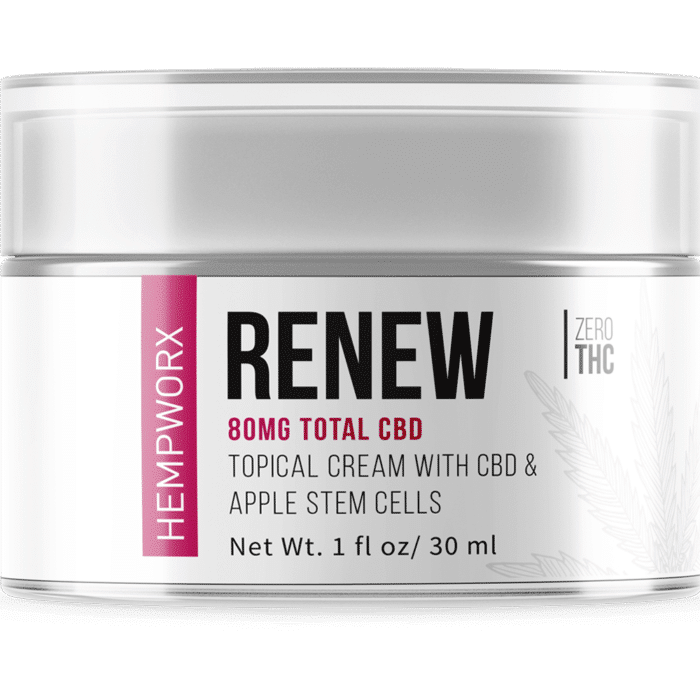 HempWorx Renew Skin Care 30ml