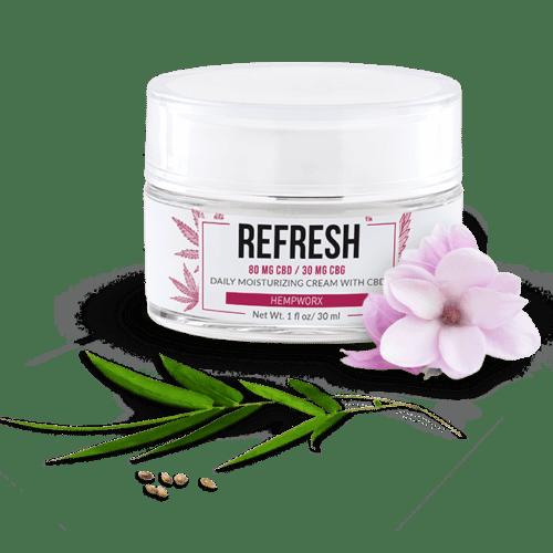 HempWorx REFRESH CBG Face Cream