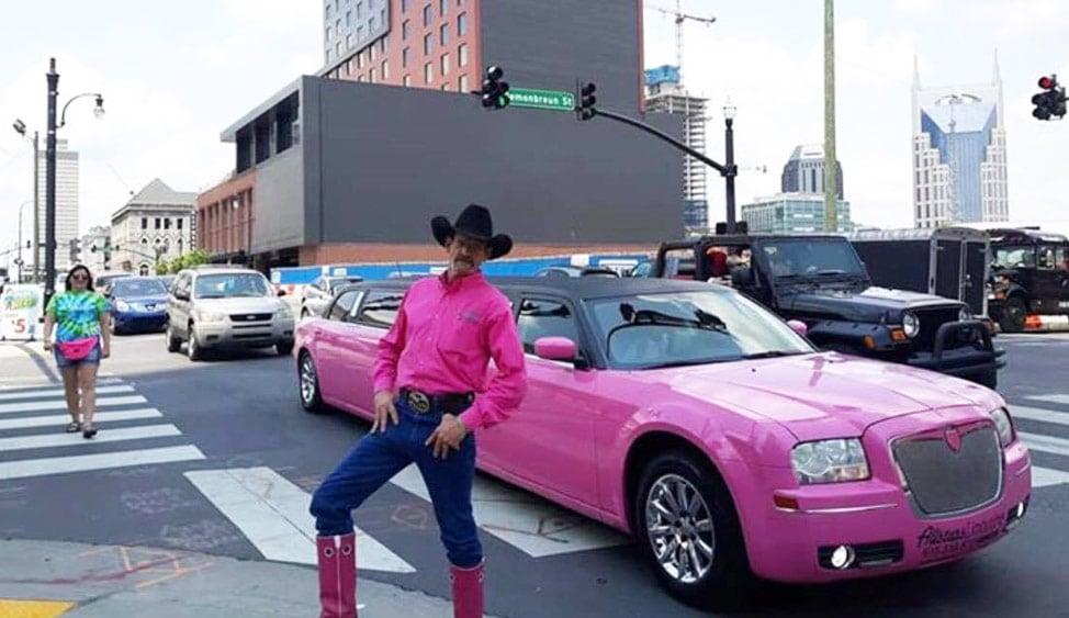 HempWorx Roadshow Nashville CowboyDude Bryan Madison