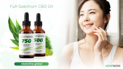 How to Use HempWorx CBD Oil