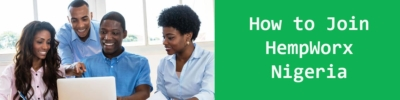 How to Join HempWorx Nigeria