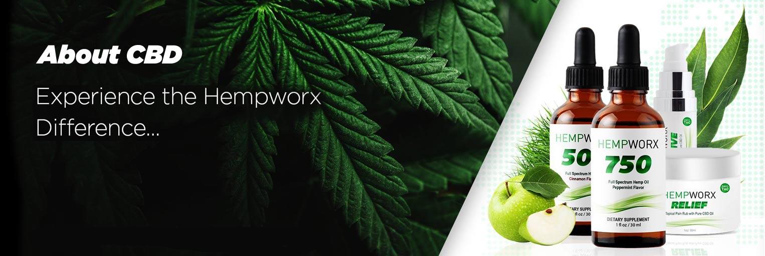 HempWorx Advantages