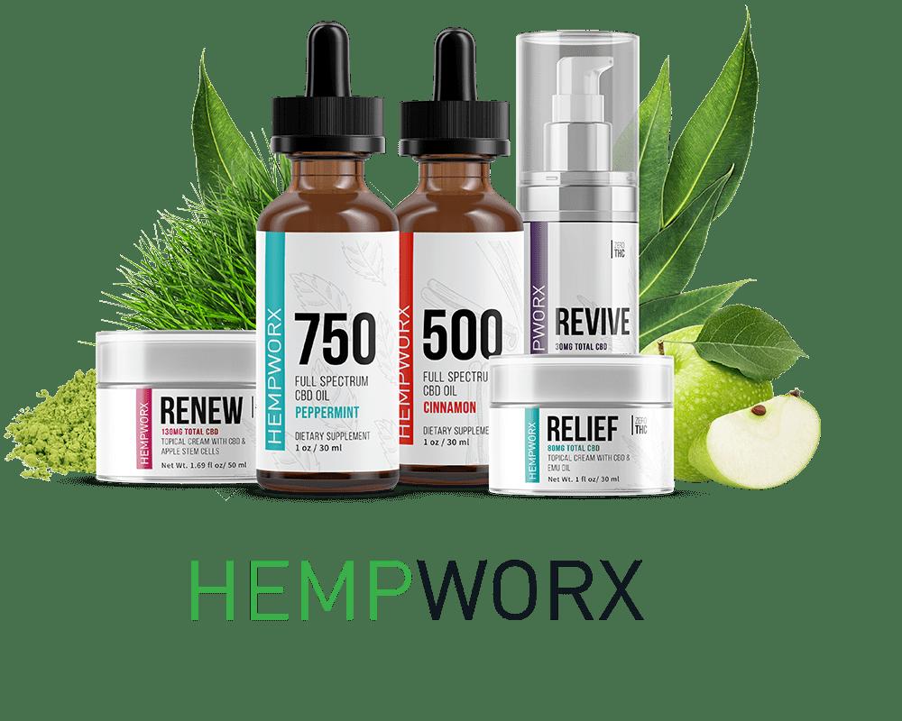 HempWorx Director Pack