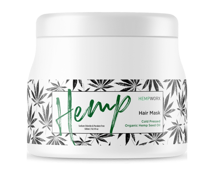 HempWorx Hair Mask