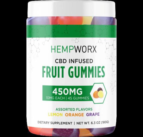 HempWorx CBD Gummies, hempworx gummies, cbd edibles