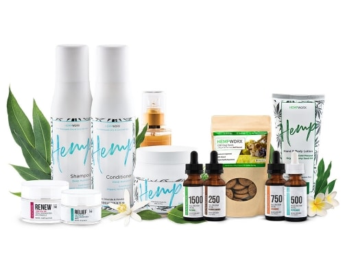 HempWorx Pro Value Pack, HempWorx Discounts