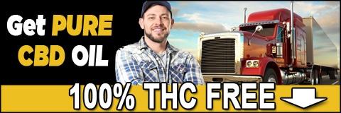 trucker CBD, THC Free, certified CBD