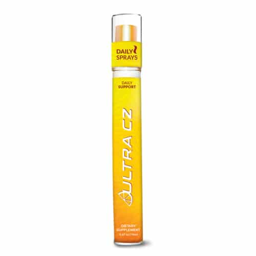 Ultra CZ Daily Spray, Immune System Support