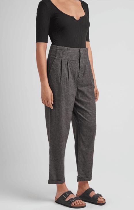 hemp pants, hemp clothing